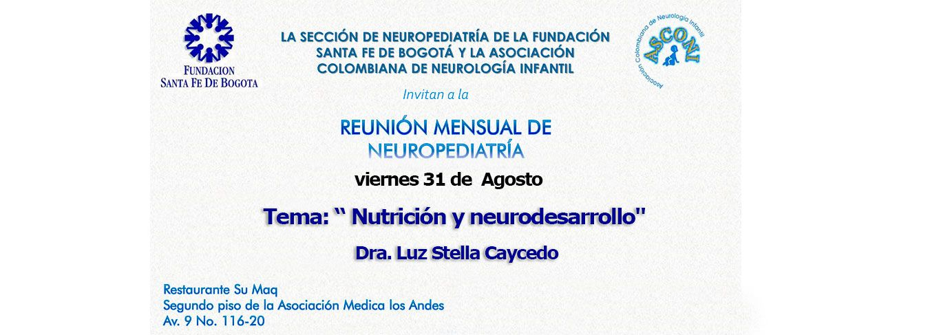 desayunos neuropediatria  agosto